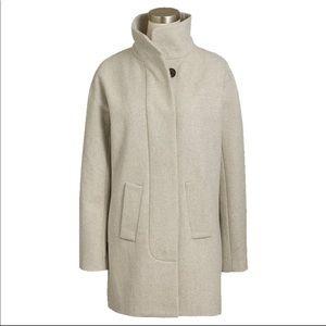 J. Crew City Cocoon Coat